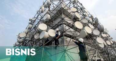 \Persaingan Usaha di Industri Telekomunikasi Dinilai Tak Sehat\