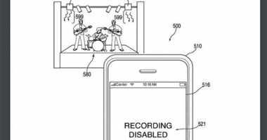 Rekam Video saat Konser, Paten Baru Apple Bakal Blokir Anda