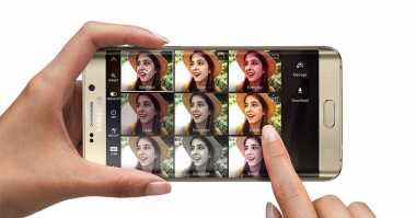 Filter Kamera Samsung Dikritik Blogger Terlalu Mulus