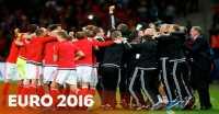 Cara Wales Menjinakkan Belgia di Piala Eropa 2016