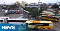 INFO MUDIK: H-4 Lebaran, 'Terminal Bayangan' di Tangerang Bikin Macet