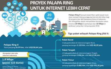 Pengamat Sayangkan Kekalahan Konsorsium Indosat-XL di Palapa Ring