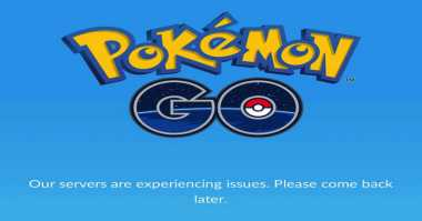 Lagi, Pokemon Go Alami Server Down