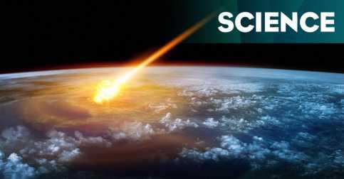 Peneliti Selidiki Kemungkinan Komet Hantam Bumi pada 2126
