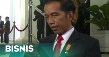 \TERPOPULER: Hasil Sensus Ekonomi Ditargetkan Masuk Pidato Jokowi   \