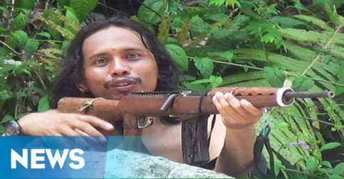 Istri Kedua Santoso Berhasil Ditangkap di Pegunungan Tambarana