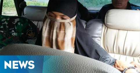 Seorang Perempuan Kabur saat Penangkapan Istri Kedua Santoso