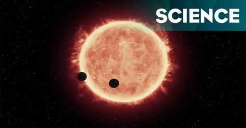 Astronom Temukan Dua Planet Layak Huni