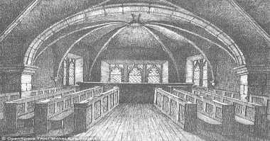 Sebuah Penjara Penyihir Ditemukan di Kapel Skotlandia