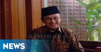 Hadiri Halalbilahal Kosgoro, Habibie Pesan Tingkatkan Kualitas SDM Golkar