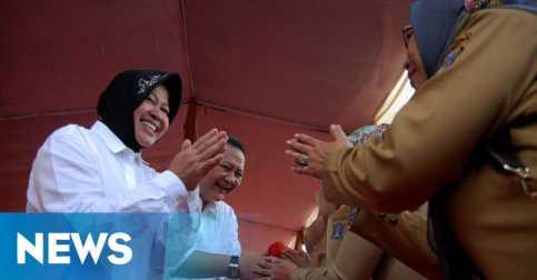 Risma Dianggap Dapat Ulangi Kesuksesan Jokowi di Pilgub DKI