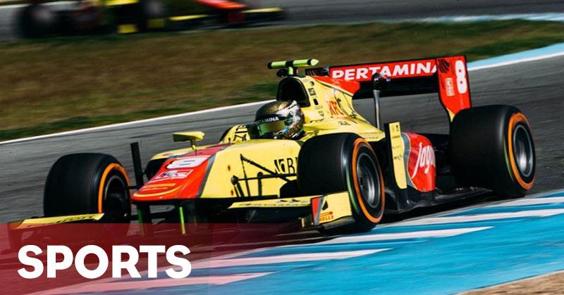 Melaju di Hungaria, Pertamina Campos Racing Raih Poin