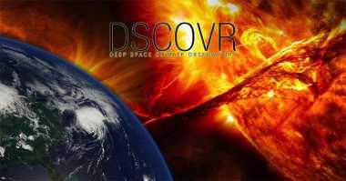 NASA Abadikan Pemandangan Bumi dari Jarak 932 Ribu Mil