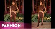 Ultah ke-47, Jennifer Lopez Kenakan <i>Jumpsuit</i> dari Bailman