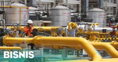\Gas Masela Tak Cocok untuk Petrokimia\