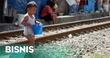 \Cita-Cita World Bank Berantas Kemiskinan Makin Jauh dari Harapan   \