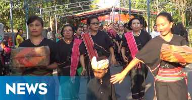 Ritual Umbak Dese di Desa Sukerare
