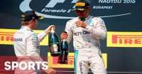 Posisi Puncak Direbut Hamilton, Rosberg: Musim Ini Masih Panjang!