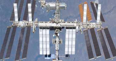 NASA Dorong Komersialisasi ISS