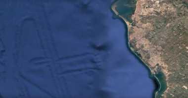 Kota Alien Raksasa Ditemukan di Lepas Pantai Meksiko
