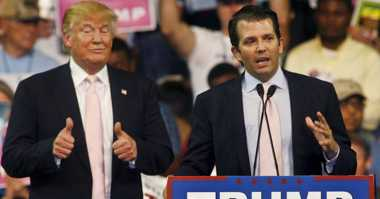Donald Trump Junior Siap Dicalonkan Wali Kota New York