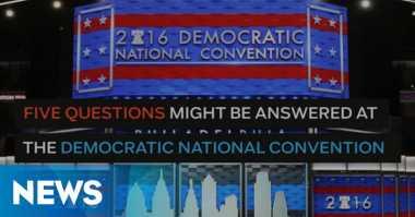 Resmi Dibuka, Konvensi Nasional Demokrat Diwarnai Insiden
