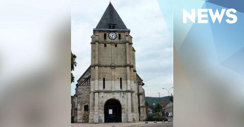 Pendeta Dibunuh, Dua Pelaku Penyanderaan Gereja <i>Didor</i> Polisi