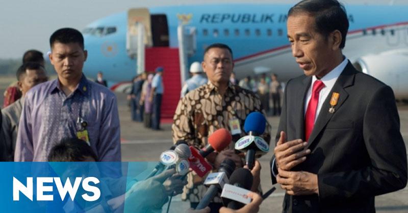 Dua Menteri Dipanggil Presiden Jokowi ke Istana Negara