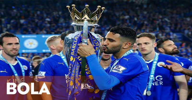 Alasan Kuat agar Mahrez Tetap Bertahan di Leicester City
