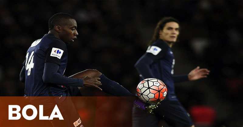 Lepas Pogba, Juventus Beli Blaise Matuidi