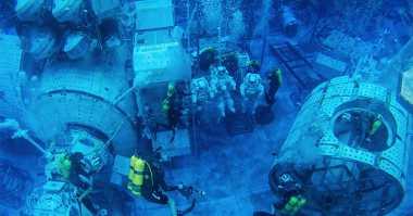 Latihan Hidup di Mars, Astronot NASA Harus Taklukkan Samudera Atlantik
