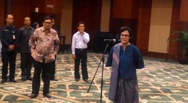 \Pidato Pertama Sri Mulyani di Depan Pejabat Kementerian Keuangan\