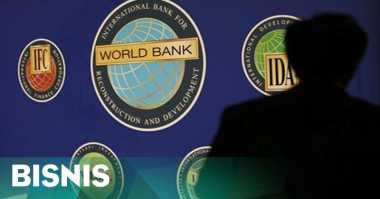 \Presiden World Bank Sebut Sri Mulyani sebagai Teman Sejati\