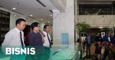 \Reshuffle Kabinet, Begini Cara Sri Mulyani Pamit dari Bank Dunia\