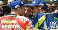 Iannone: Rossi Berjasa Besar bagi Masa Depan Rider Muda Italia
