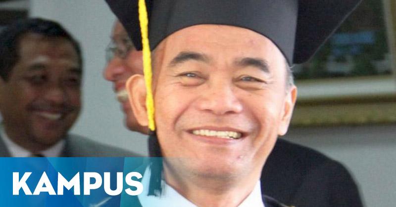 <i>Reshuffle</i> Kabinet: Profil Muhadjir Effendy, Mendikbud Pengganti Anies Baswedan