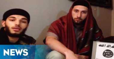 Rekaman Pelaku Penyerangan Gereja Prancis Bersumpah Setia pada ISIS