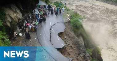 Hujan Deras di Nepal Sebabkan 33 Orang Tewas