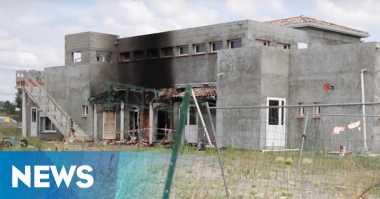 Masjid di Prancis Dibakar OTK