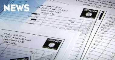 Dokumen Rahasia ISIS Bocor, AS Bongkar Jaringan Teroris