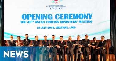 Ketegangan di Laut China Selatan Bukan soal ASEAN Lawan Tiongkok