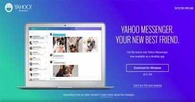 Dicaplok Verizon, Yahoo Tetap Luncurkan Aplikasi