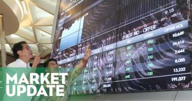 \Riset Saham ReLiance Securities: Reshuffle, IHSG Berpotensi Menguat ke 5.300\