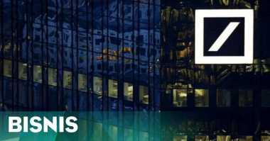 \Deutsche Bank Paling Berisiko di Dunia Versi IMF\