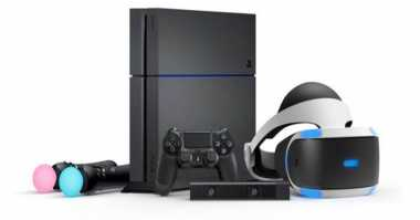 Sony Konfirmasi Kehadiran Play Station VR di China, Indonesia?