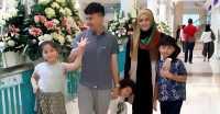 Sahrul Gunawan dan Mantan Istri Telah Sepakati Hak Asuh Anak