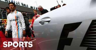 Rio Haryanto Siap Tampil Maksimal di Sirkuit Hockenheimring