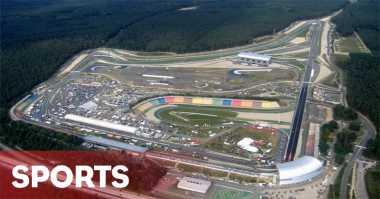 Sportpedia: Profil Venue GP Jerman, Sirkuit Hockenheimring