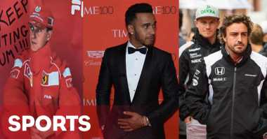 Top Sport: Pembalap yang Paling Sering Menjuarai GP Jerman
