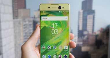 Xperia XA Ultra, Ponsel Android Marshmallow Paling Bongsor Masuk Pasaran
